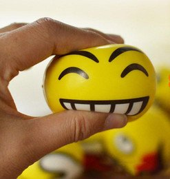 Squishy Foam And Stress Ball Emoji : Set of 24 Face Emoji Stress Balls Bulk - Soft Foam Stress Ball - Import It All