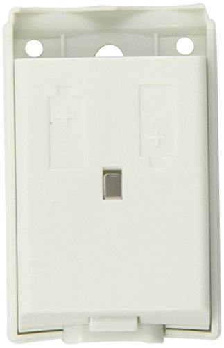Lowpricenice Xbox 360 Controller Battery Cover, White