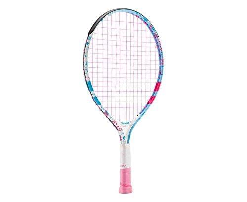 Best Synthetic Gut String (BABOLAT B'Fly 19 Junior Tennis Racquet)