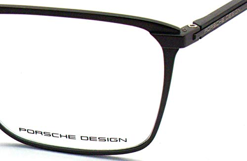 b6e0aa195281 Porsche Design P8286 C 56mm Dark Gunmetal Eyeglasses  Amazon.ca  Clothing    Accessories