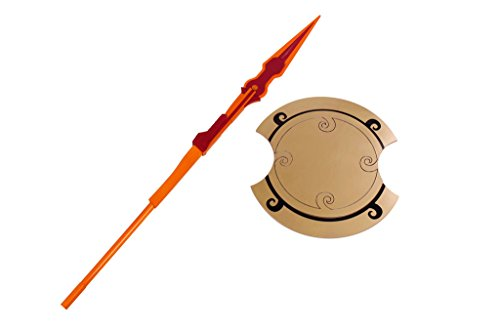 Mtxc Cosplay Pyrrha Weapons Orange product image