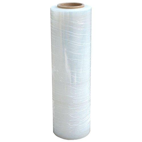 St@llion 1 Clear Pallet Stretch Wrap Cling Film 400mm x 250m