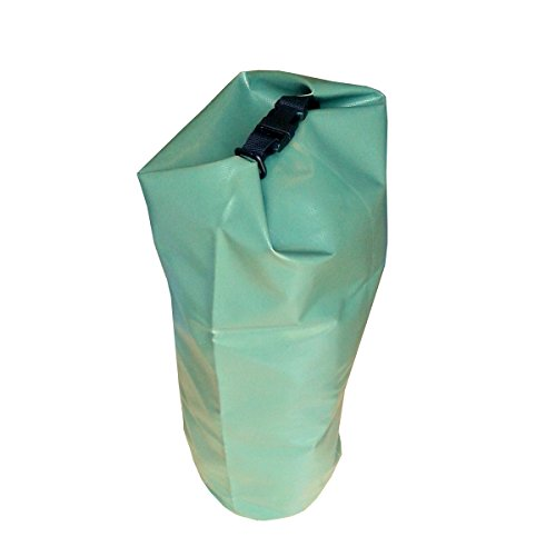 CROSSO Transportbeutel für den Gepäckträger Olive 15 L
