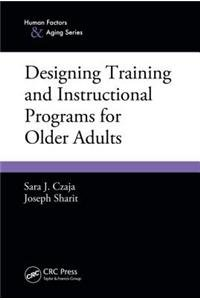 Read Online Designing Training and Instructional Programs for Older Adults pdf epub