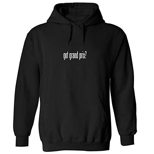 Grand Prix Hooded Sweatshirt - Shirts You Love got Grand Prix? Hoodie Hooded Sweatshirt, Men's, Black, Large