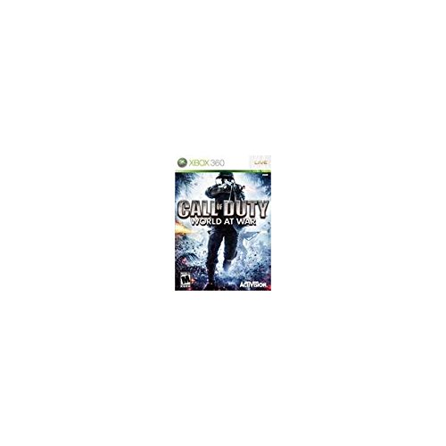 Call of Duty World at War Xbox 360 (Call Of Duty World At War 5)