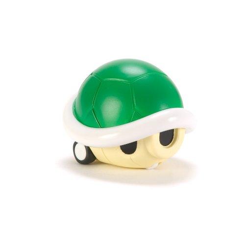 New Super Mario Bros Wii Green Turtle Shell Pullback Mini ()