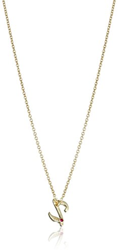 Roberto Coin Initial Pendant Necklace