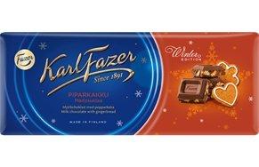 Fazer Winter Edition Gingerbread 200g LTD (SET OF SIX) -