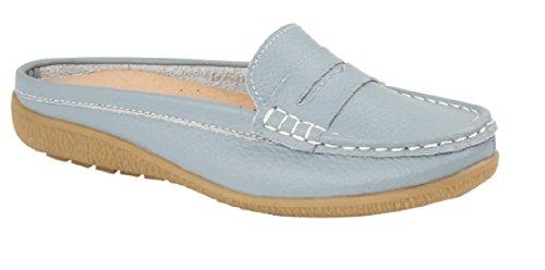 Stylo pour Bébé Femme Mules Bleu r5SRXr7q