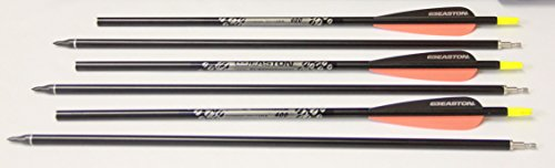 3 Pack of SAS Takedown arrows 400 Spine 31'