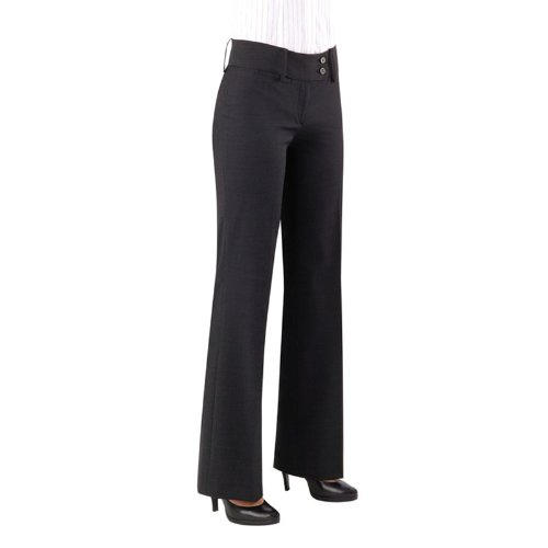 Formal Pants Charcoal Miranda Work Smart Brook Taverner Trousers Ladies 8xwz0IAq