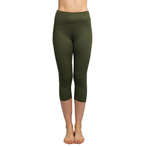 Warm Season High Waisted Leggings Soft Opaque Slim Yoga Pants Tummy Control Workout