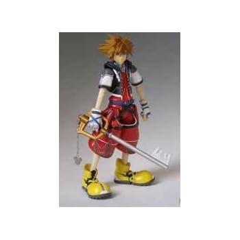 Amazon.com: Kingdom Hearts 2 Play Arts Sora: Limit Form Action ...