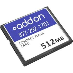 512MB Cf Card for Cisco ASA 5500 Series Factory Approved ()