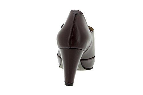 Confort En Chaussure Habillée Amples Piesanto Lacet Femme Cuir 5234 Burdeos Comfortables Semelle 47qw65R7