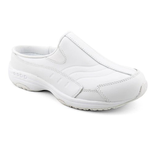 Easy Spirit Women's Tour Guide White Leather 11 AA US