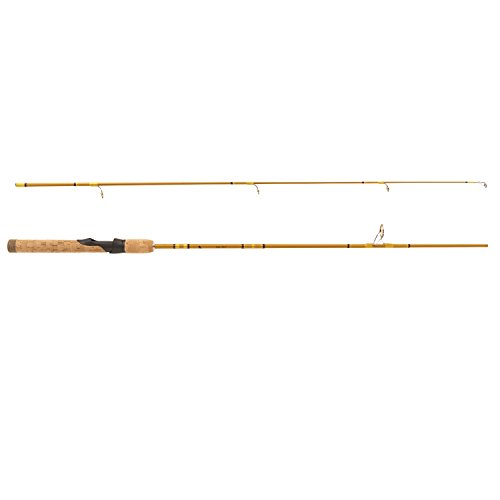 - Eagle Claw CG56LS2 Crafted Glass Spinning Rod 5'6