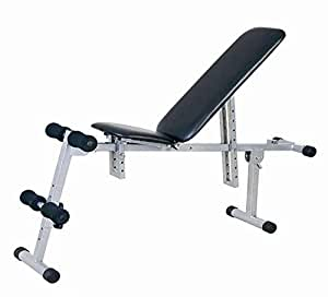 Sky Land EM-1525 Sit Up Multi Function Bench - Black/Grey