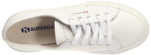 Full EU White Noir adulte Basses 45 Fglu A09 900 Black mixte Superga Sneakers 2750 Blanc qPaY8a