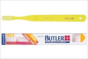 Butler Toothbrush #200, 12 Count