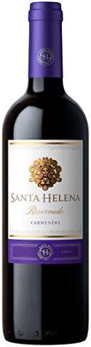 Vinho Tinto Carmenère Santa Helena Reservado, 750ml