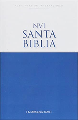 NVI -Santa Biblia - Edición económica / Paquete de 28 (Spanish Edition): Nueva Versión Internacional: 9780829760248: Amazon.com: Books