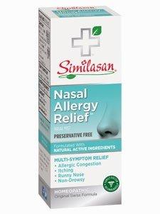 SIMILASAN Allergy Relief Nasal Spray, 0.68 FZ