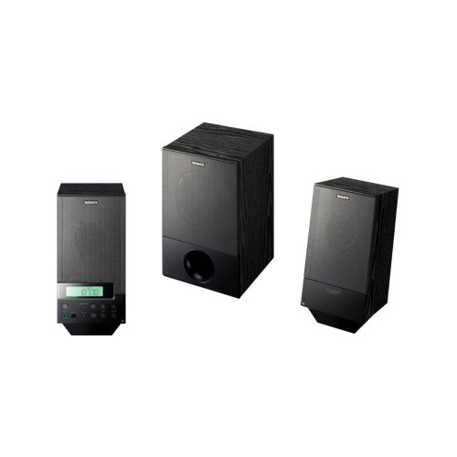 Sony PC 2.1 Speakers with Radio