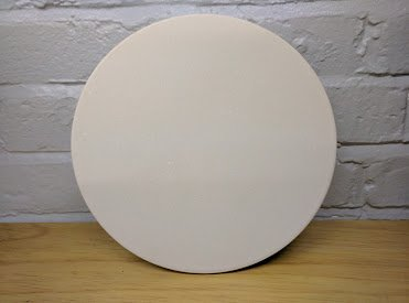 "Round Pizza Baking Stone 9"" Diameter"