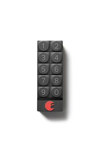 August Smart Keypad, Dark Gray