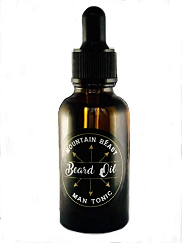 Beard Oil Men Handcrafted California