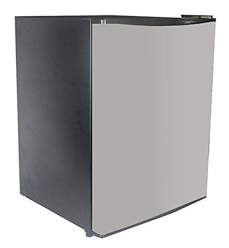 - Avanti AR24T3S 2.4CF All Refrigerator Black W/Stainless Steel