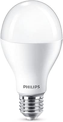 Philips Bombilla pera E27 LED, 13.5 W, 100 W