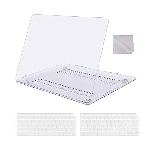 Funda Para Macbook Air De13 2020 2019 2018 A2179 A1932 Clear