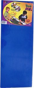 - Nilo Two Sided Block Mat -Blue by Nilo Toys