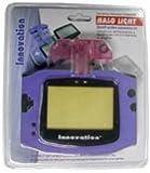 INTEVA  Halo Light Kit - Game Boy Advance
