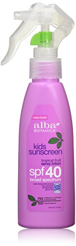 Alba Botanica Very Emollient Sunscreen