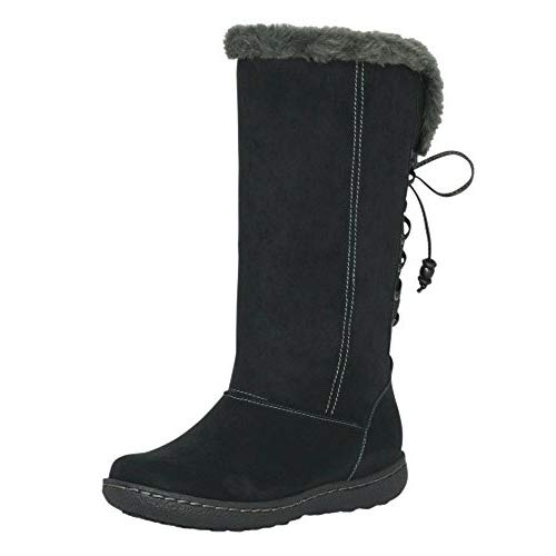 Ladies Rosie Boots Black Black Pixie Pixie Boots Rosie Pixie Ladies 4TdqTB