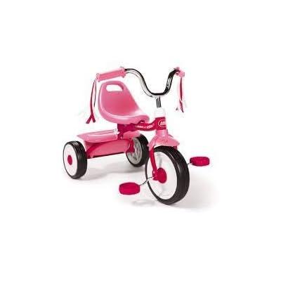 Radio Flyer Folding Trike, Pink (Pink): Baby