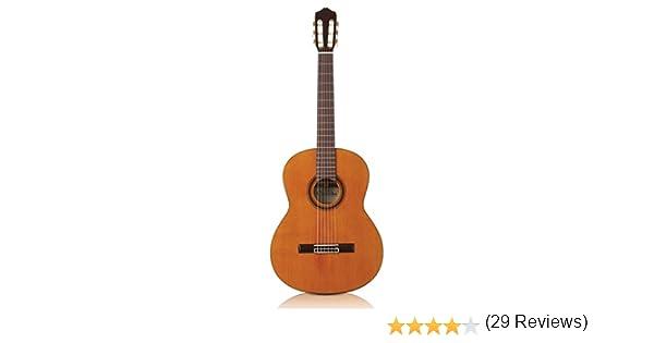 Cordoba C7 CD cuerdas de nailon acústica guitarra clásica: Amazon ...