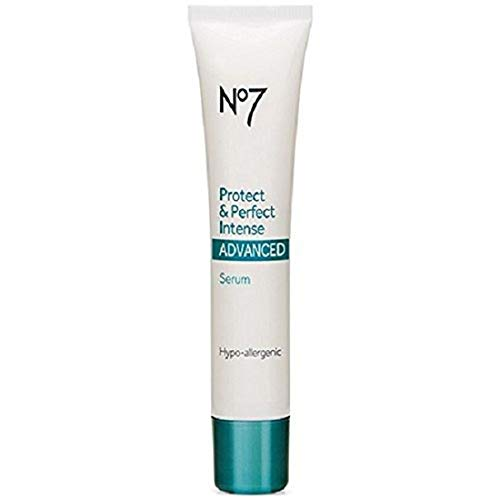 Boots No7 Protect & Perfect Intense Advanced Anti Aging Serum Tube – 1 oz