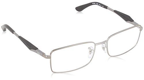 Ray-Ban RX6284 Eyeglasses Gunmetal - Bans Ray Glasses Optical
