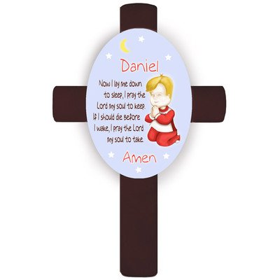 Personalized Gift Girl's Bedtime Prayer ()