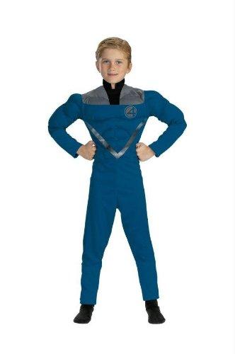 Mr Fantastic Muscle Costume Item