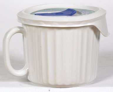 Corningware Pop-Ins Mug White 22 Oz (Oz 22 Mug Ins Pop)