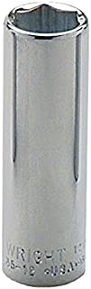 "product image for Wright Tool 35-10MM 3/8"" Drive 6 Point Metric Deep Socket, 10mm"