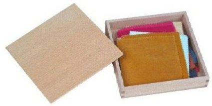 Montessori First Fabric Set with Box