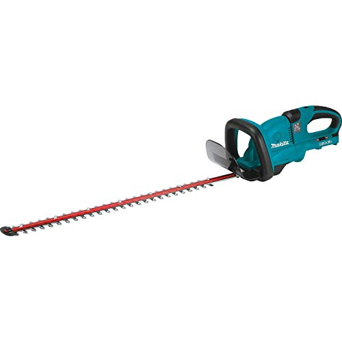Makita XHU04Z 18V X2 (36V) LXT Lithium-Ion Cordless 25-1/2″ Hedge Trimmer, Tool Only (Renewed)