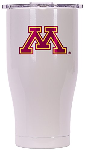 ORCA Chaser Logo University of Minnesota Cooler, Pearl, 27 oz by ORCA Coolers
